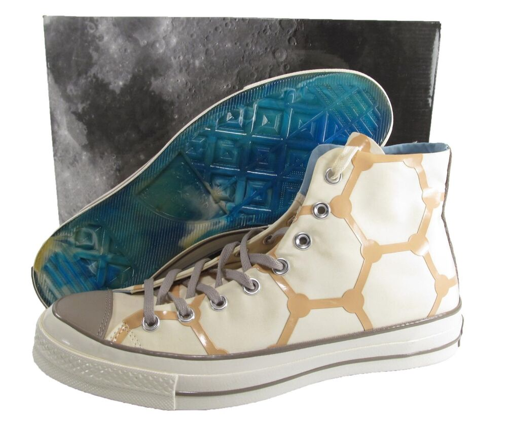 522474d642062c Details about Converse Chuck Taylor All Star 70 s Fuse High SPACE PACK  Sattelite 150873C RARE!