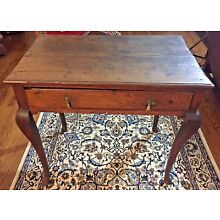 Antique 18th Century George I Oak Lowboy Table - c. 1725 - Shipping Available