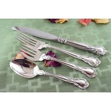 CHANTILLY True Place Sized Setting, 4 Pieces Gorham Sterling