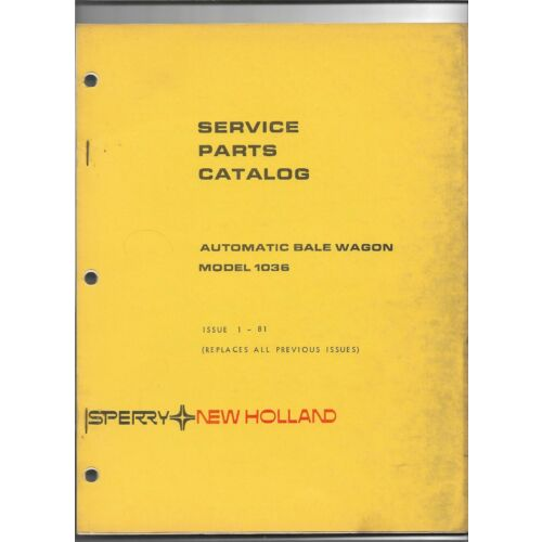 original-oem-sperry-new-holland-1036-automatic-bale-wagon-service-parts-catalog