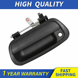 For Toyota Tundra 2000-2006 2005 Tailgate Handle Black Textured Pickup Truck NEW