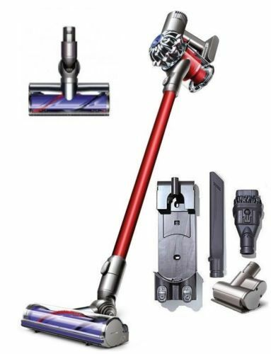 dyson v6 total clean cordless vacuum cleaner ebay