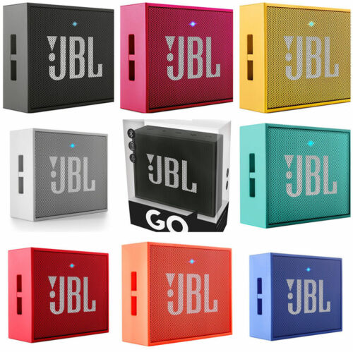 Brand New Sealed JBL GO Portable Mini Wireless Bluetooth Rechargeable Speaker