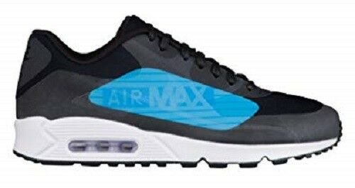 quality design 5e893 569d6 ... promo code for nike air max 90 ns gpx mens black blue casual shoes  aj7182 002