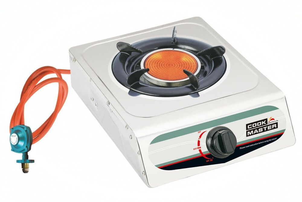 Single Portable Infrared Super Gas Stove Large Propane