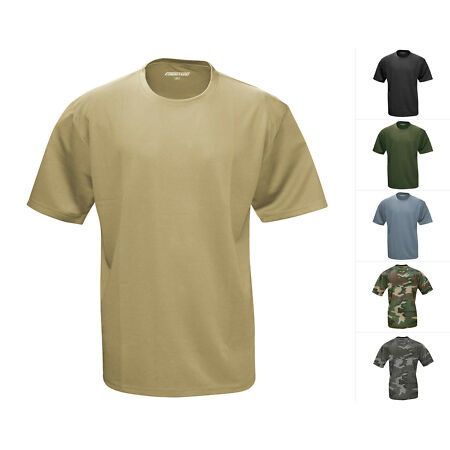 img-Commando Tactical Funktions T-Shirt QuikDry M-3XL Army Style Sportshirt Herren