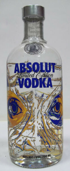 Vodka ABSOLUT Wallpaper A Vision by Ron English