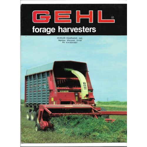 original-oem-gehl-860-1060-1260-forage-harvesters-sales-brochure-4536-38830m