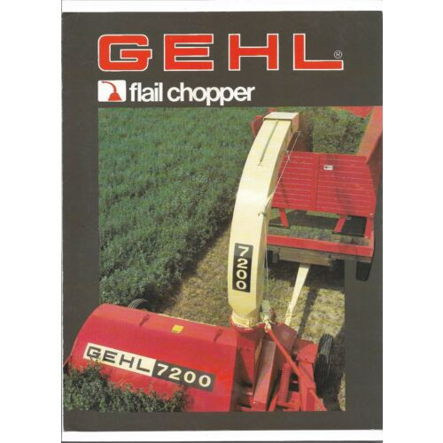 original-oe-oem-gehl-model-7200-flail-chopper-sales-brochure-form-396410m85