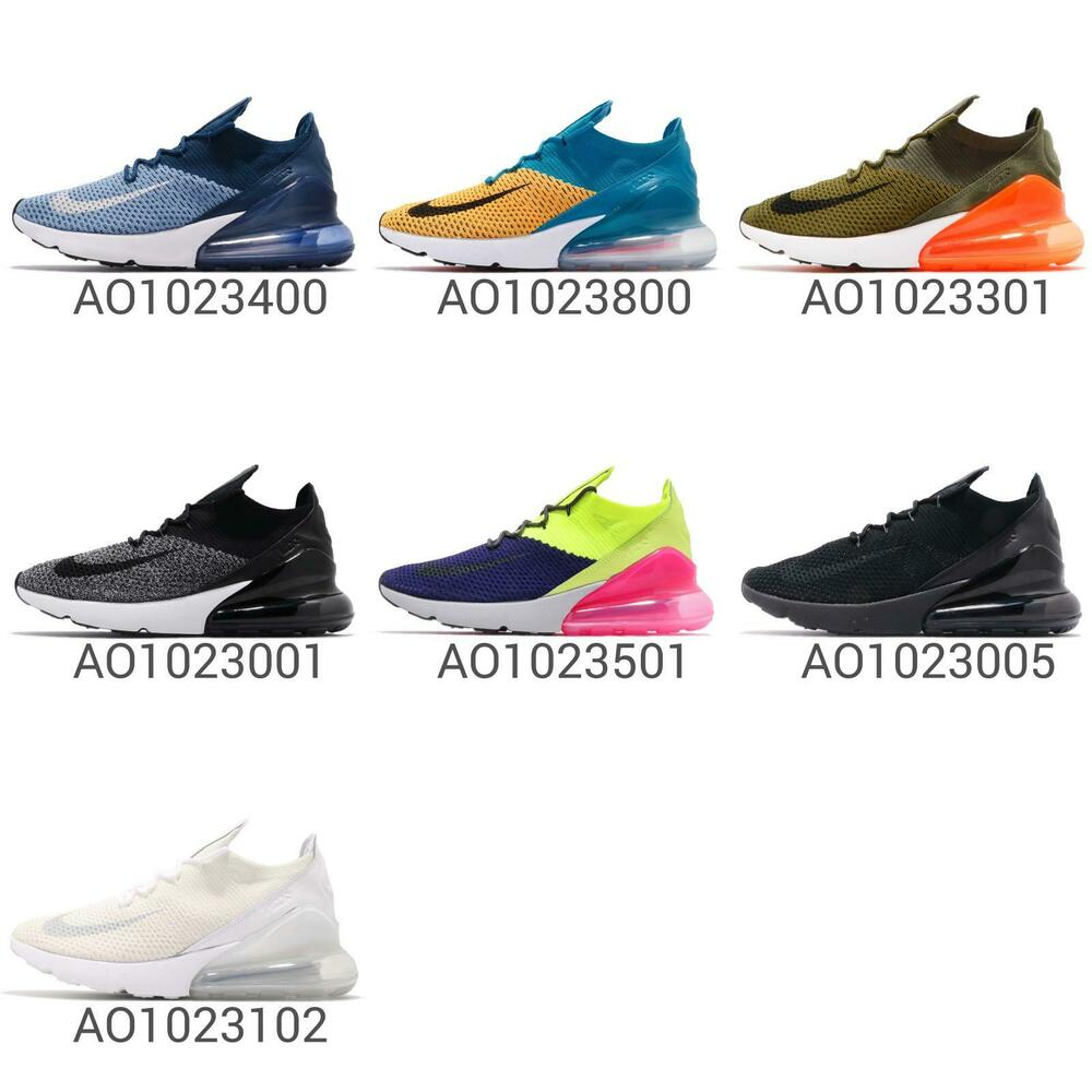 newest db988 026cb Details about Nike Air Max 270 Flyknit Mens Running Shoes Lifestyle NSW  Sneakers Pick 1