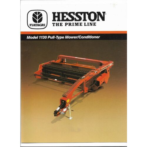 oe-fiat-agri-hesston-1130-pull-type-mower-conditioner-sales-brochure-700000760