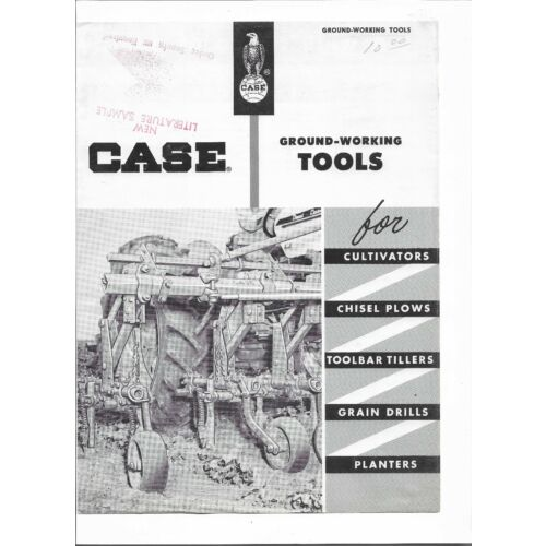 original-oem-oe-case-ground-working-tools-sales-brochure-form-number-a79261d