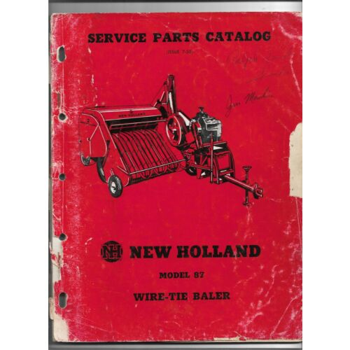 original-oem-new-holland-model-87-baler-parts-catalog-form-no-21627-12m755w