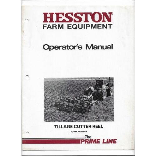 original-oe-oem-021984-hesston-tillage-cutter-reel-operators-manual-700702419