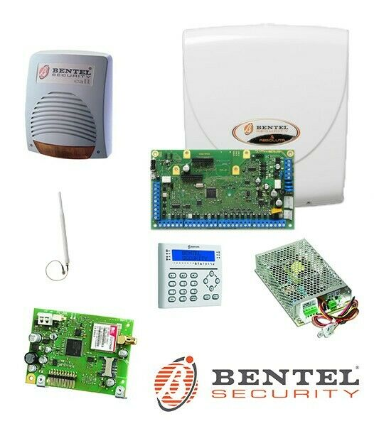 Kit Absoluta 42 Bentel ABS-42 con GSM