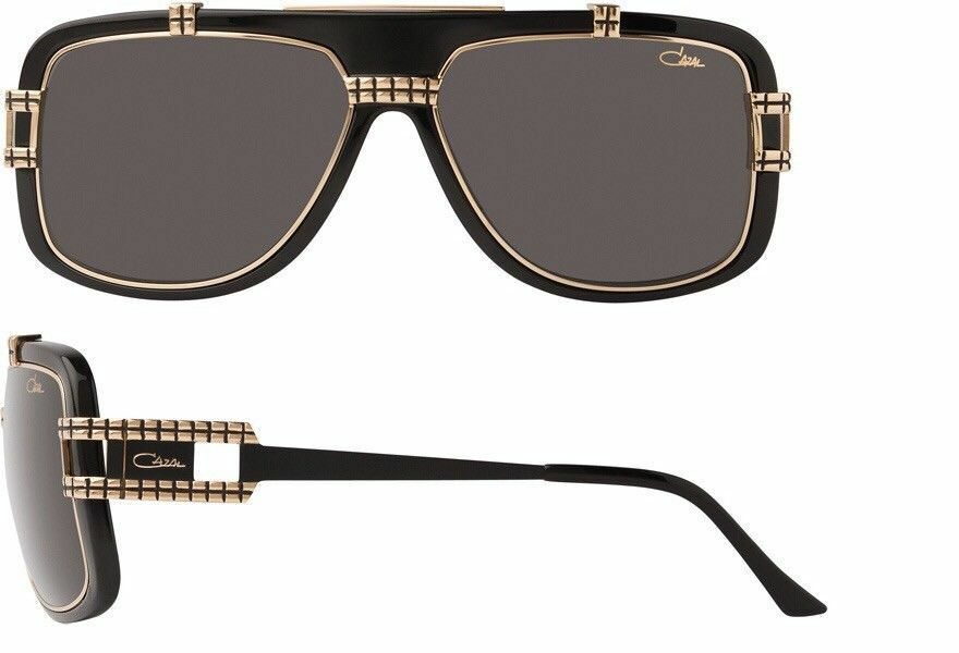 6c38c7078217 Details about CAZAL VINTAGE MOD. 661 3 COL. 001 GLOSS BLACK GOLD SUNGLASSES  MADE IN GERMANY
