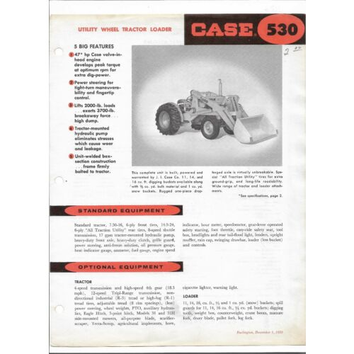 original-case-530-utility-wheel-tractor-loader-sales-brochure-december-1-1959