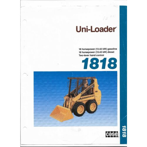 original-oem-oe-case-model-1818-uniloader-sales-brochure-form-number-ud31490