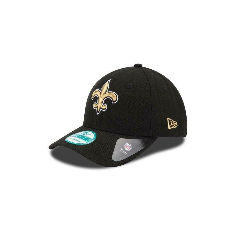 buy popular f6577 40526 NEW ERA 9FORTY STRAPBACK CAP. THE LEAGUE 9FORTY. New Orlean Saints  886614236697   eBay