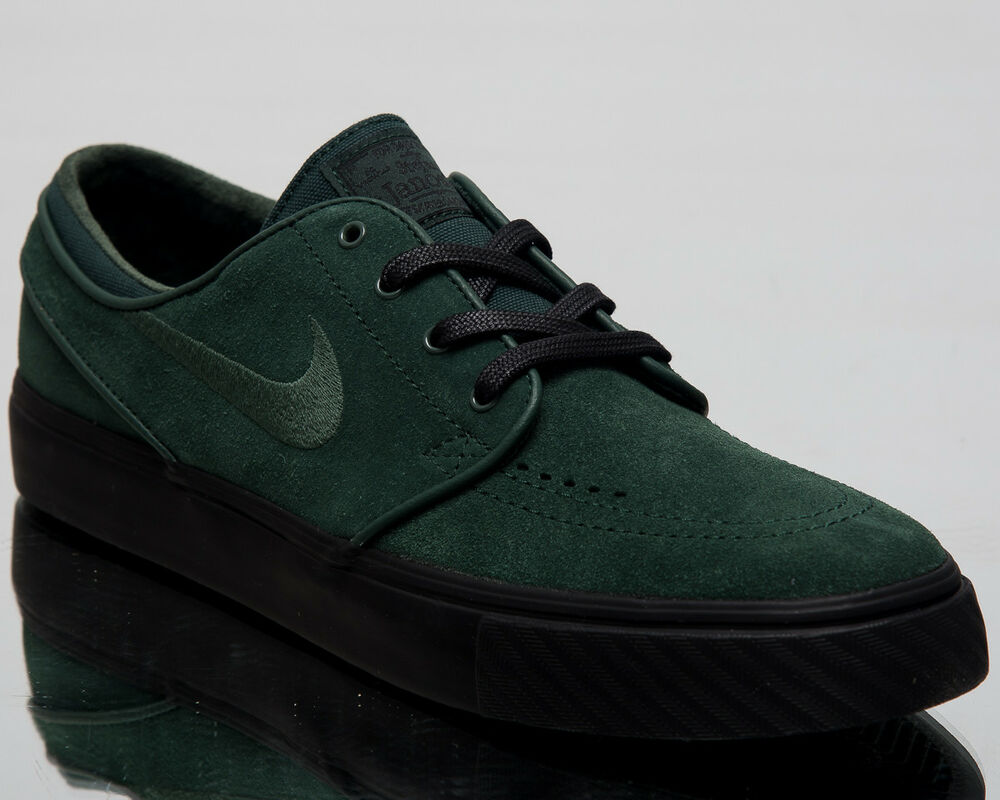 Details about Nike SB Zoom Stefan Janoski Sneakers Midnight Green Lifestyle  Shoes 333824-312 dbb96cdb0df