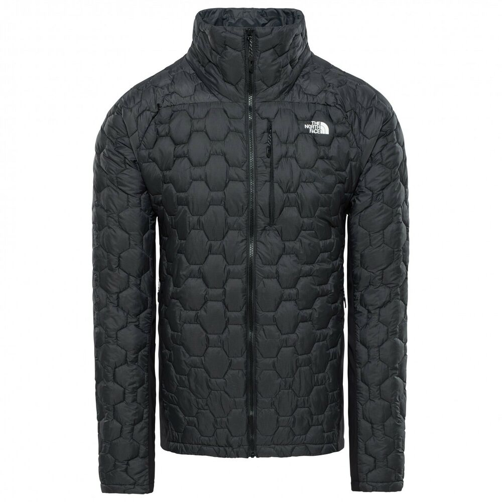 9f15556e4 The North Face Mens IMPENDOR THERMOBALL HYBRID Synethic Insulated Jacket  Black M 415152691462   eBay