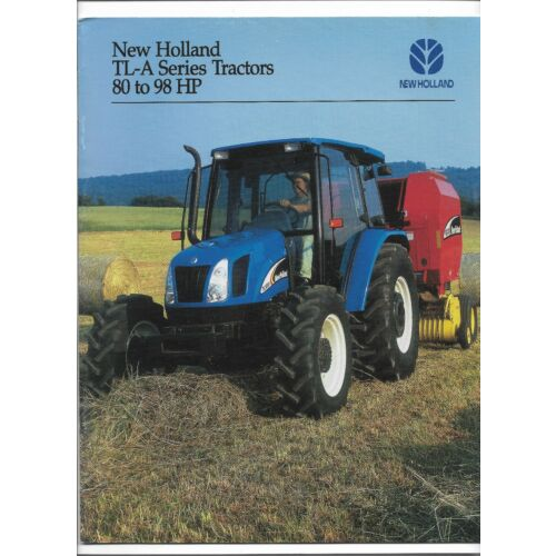 original-new-holland-8098hp-tl80a-tl90a-tl100a-tractor-sales-brochure-nh5030603