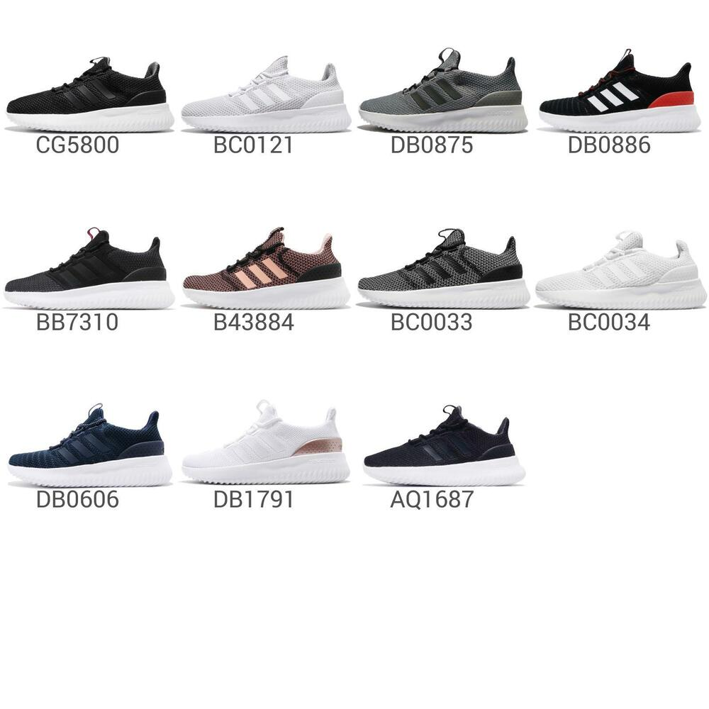 a5788d8ae9b Details about adidas Neo Cloudfoam Ultimate Men   Women   Kids Running Shoes  Sneakers Pick 1