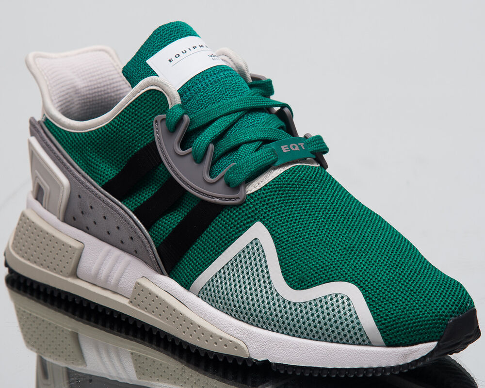in stock 73dd9 8034c Details about adidas EQT Cushion ADV Men Sneakers Sub Green Core Black  Lifestyle Shoes BB7179