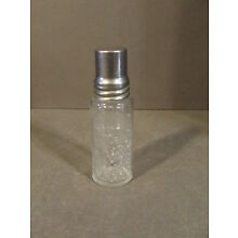 VINTAGE M.B.W. MILLVILLE APOTHECARY BOTTLE JAR WITH GLASS STOPPER AND METAL LID