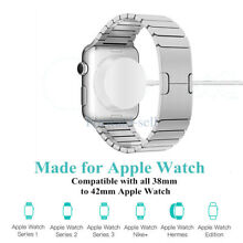 For Apple Watch iWatch USB Magnetic Charging Cable Charger 38/ 42mm Series 1/2/3