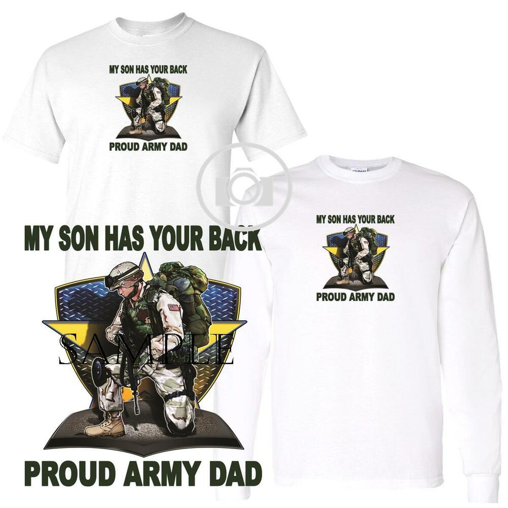6454a9b9 Proud Army Dad T Shirts – EDGE Engineering and Consulting Limited