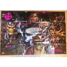 The Big Guns RARE Promotional I PIECE Poster - Punisher - Marvel Comics-34