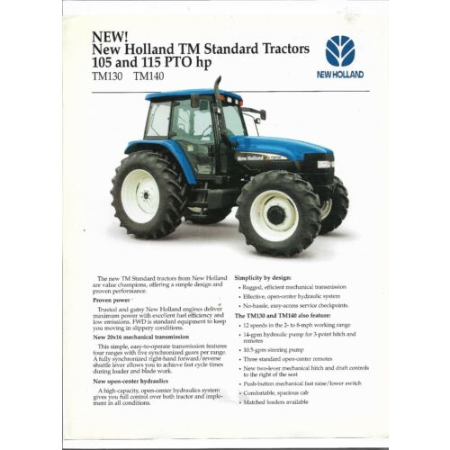 original-new-holland-105-115-pto-hp-tm130-tm140-tractor-sales-brochure-nh4280502