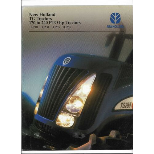 original-oem-new-holland-tg210-tg230-tg255-tg285-tractor-sales-brochure-33021040