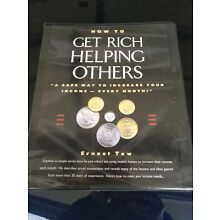 Ernest Tew Mobile Home Book/Course How to get rich helping others. Full copy