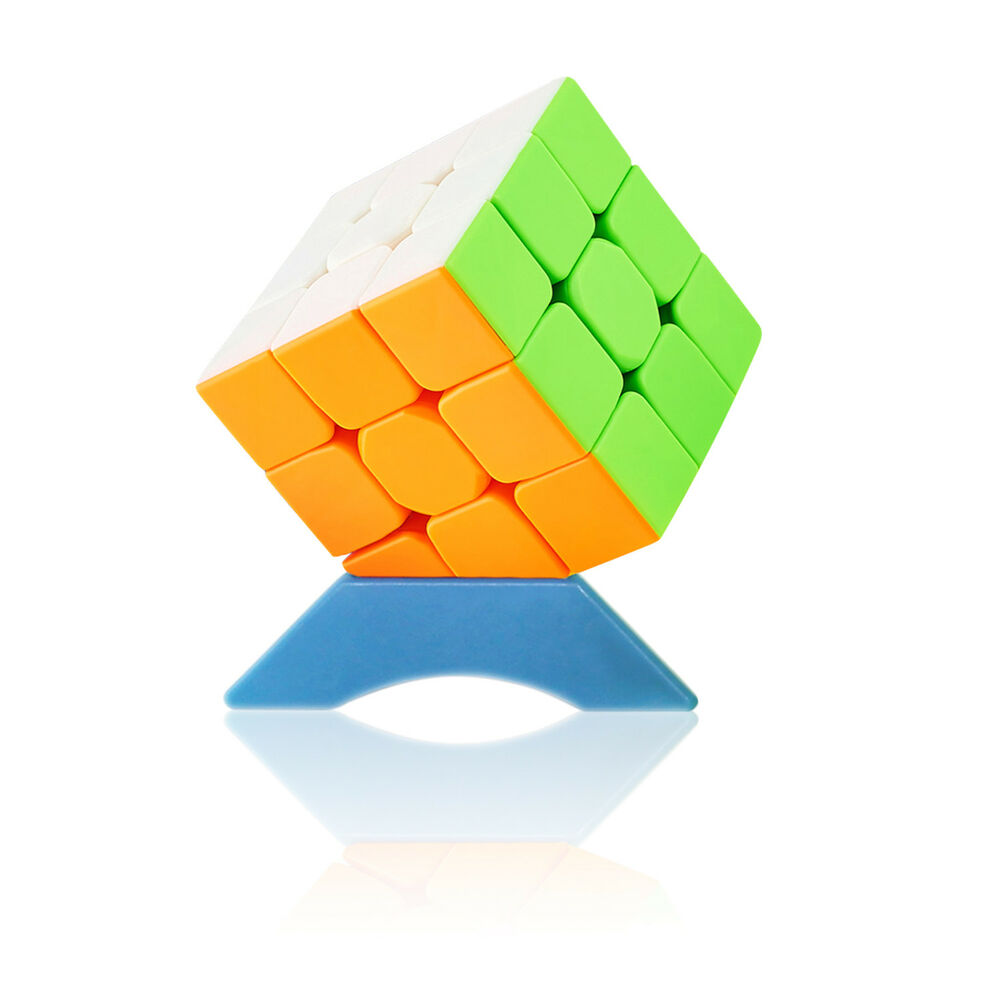 Puzzles Contemporary Puzzles 3x3x3 QIYI Magic Cube Ultra-Smooth Professional Speed Cube Puzzle Twist Toy