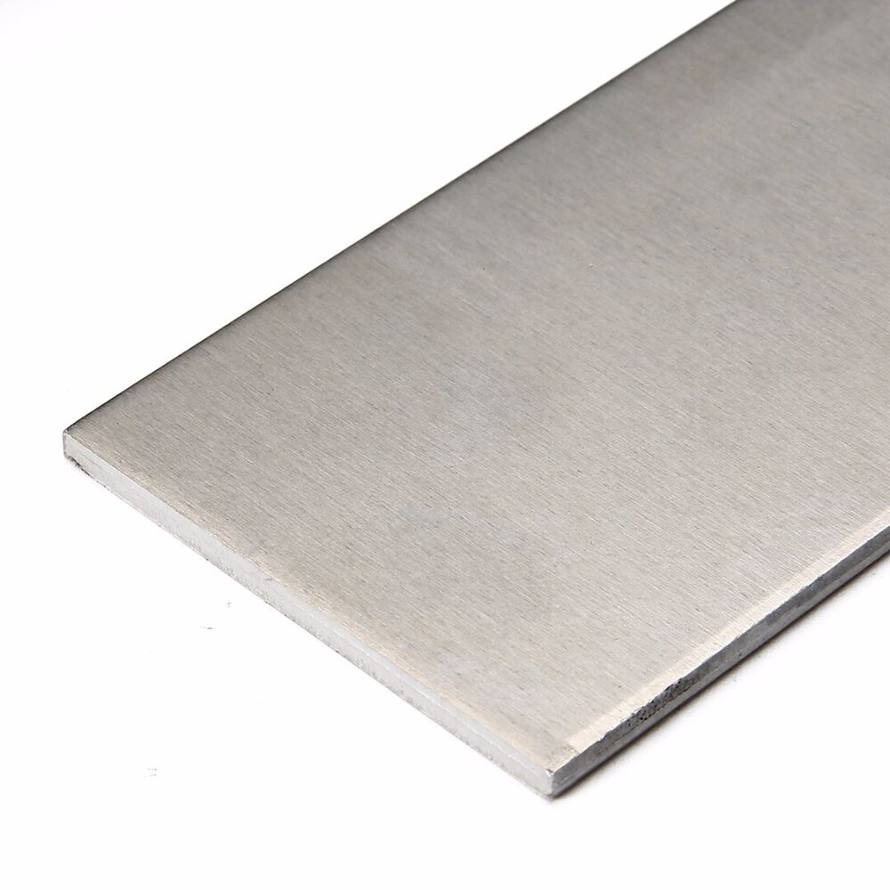 6061 Aluminum Flat Bar Flat Plate Sheet 3mm Thick Cut Mill