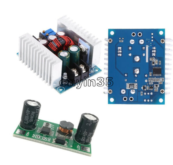 DC 300W 20A CC CV Adjustable Step-Down Voltage Buck Converter Constant Current K