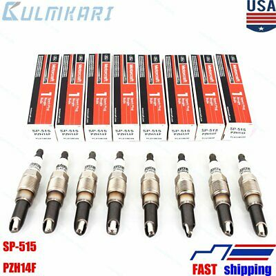 8PC OEM SP515 Spark Plugs Motorcraft Platinum Ford 5.4L PZH14F SP-546 New US