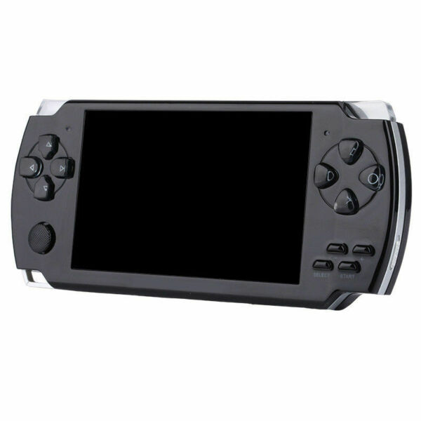 4.3'' 8GB Portable PSP Handheld Video Game Console 10000 Games Built-In Camera