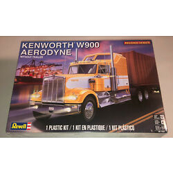 Kyпить Revell Kenworth W900 truck 1:25 scale model car kit 1507 на еВаy.соm