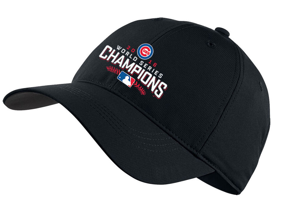Details about New Nike Chicago Cubs 2016 World Series Champions Limited  Edition Legacy 91 Hat 08d1fb412f3