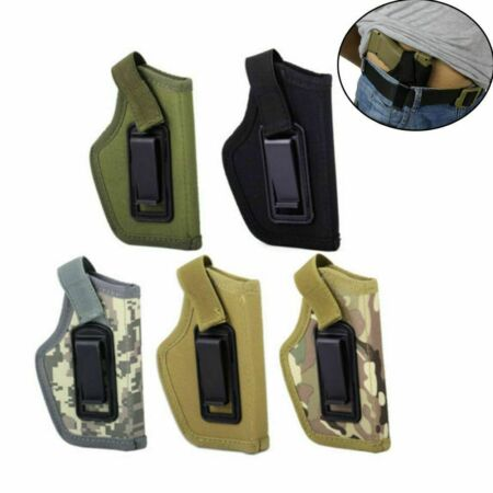 img-Concealed Belt Gun Holster Nylon IWB Holster for All Compact Subcompact Pistols