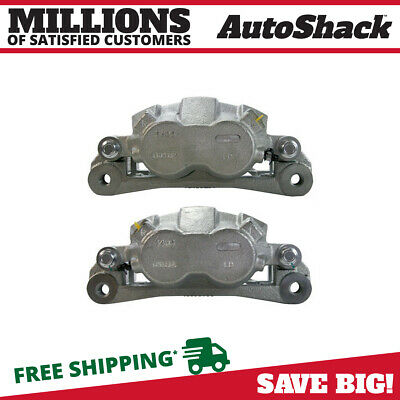 Front Brake Caliper Pair for 1999-2002 2003 2004 Ford F-350 F-250 Super Duty