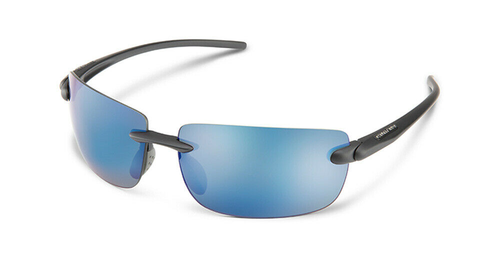 d5b7eef585a Details about SUNCLOUD Highride Sunglasses - Rimless - Polarized Lens -NEW+  Warranty+ Sleeve