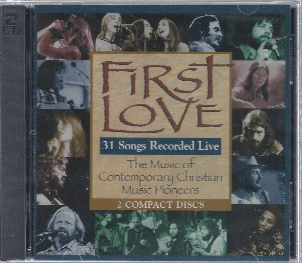 Details about First Love-31 Songs Recorded Live 2 CD Set Early Jesus Music  (Brand New-Sealed)