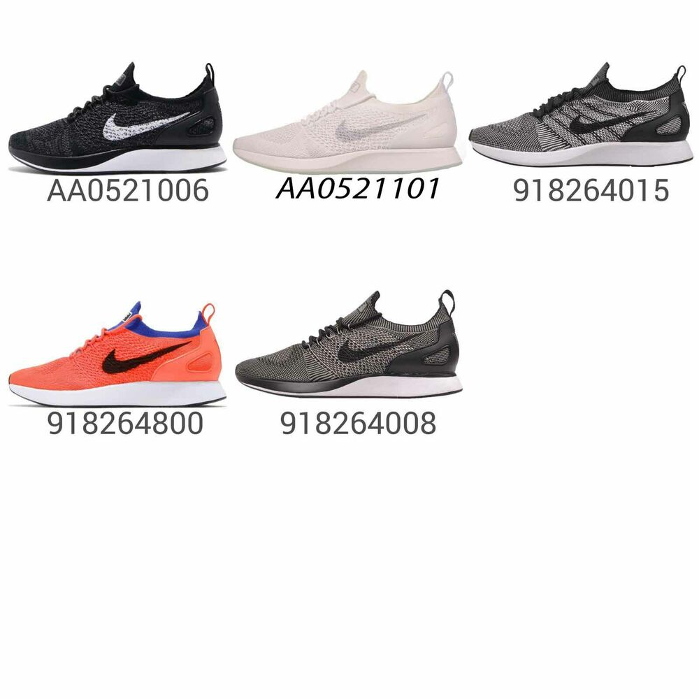 e225808ed603 Details about Nike Mens Womens Zoom Mariah Flyknit Racers Running Shoes  Pick 1