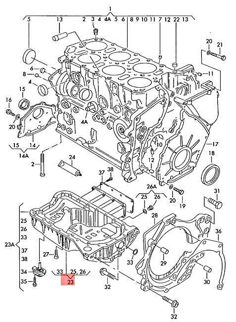 Vw Engine