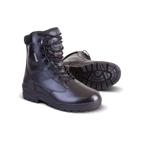 img-All Leather Patrol Boots / Military / Army / Cadets / Security / Police