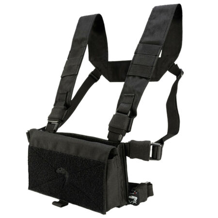 img-Viper VX Buckle Up Airsoft Tactical Modular Utility Pouch Chest Rig Vest Black